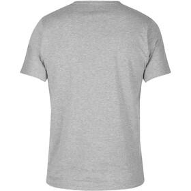 Fjällräven Logo T-Shirt Heren, grey